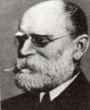 Profesor Josef Velenovský