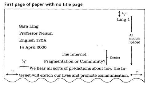 academic text